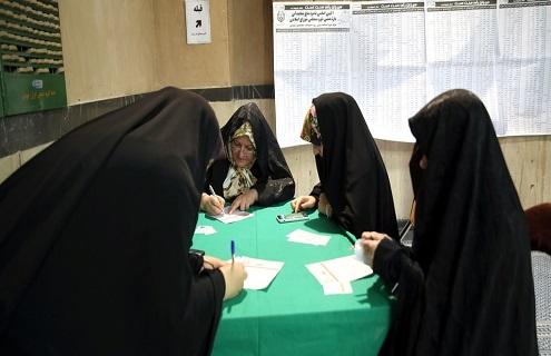به یک خانم محترم جهت شرکت در انتخابات نیازمندیم؟!